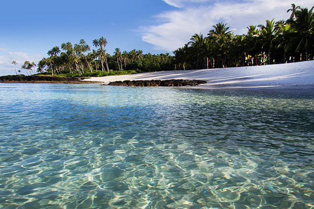 Return to Paradise Beach (Samoa)